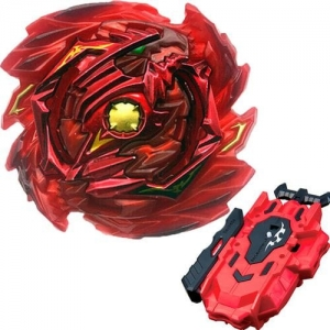 Beyblade Диаболос- красный