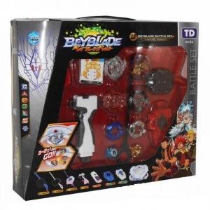Beyblade набор TD Серый!