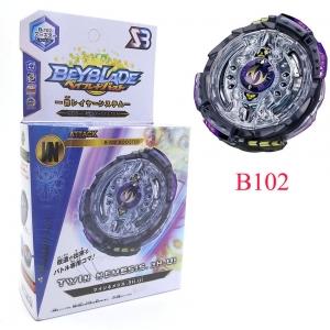 Beyblade B-102 Twin Nemesis