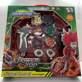 Набор BEYBLADE   Storm Gyro-Power Top
