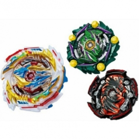 Beyblade «Superking Triple Booster Set» B-171  3 в одном